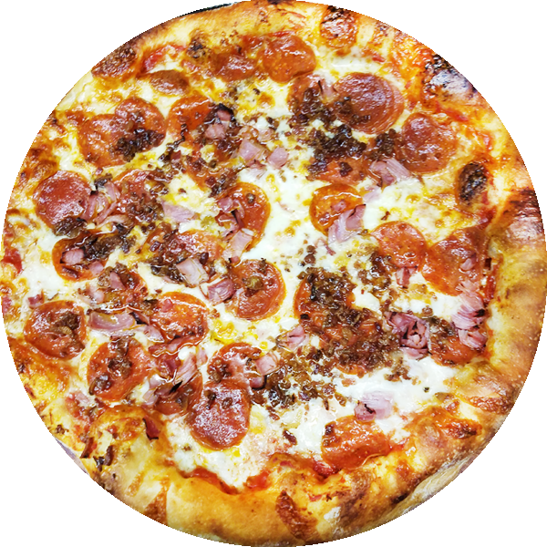All Meaty Pizza